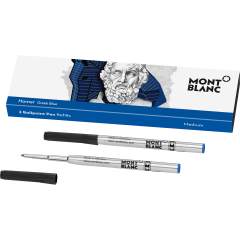 2 Kugelschreiberminen (M), Writers Edition, Homage to Homer